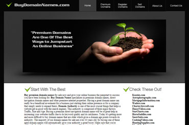 Buy Domain Names Web Design