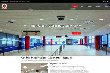 Ceiltex Inc Web Design
