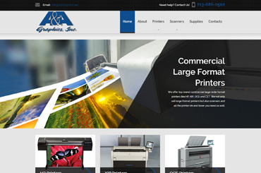 AA Graphics Web Design